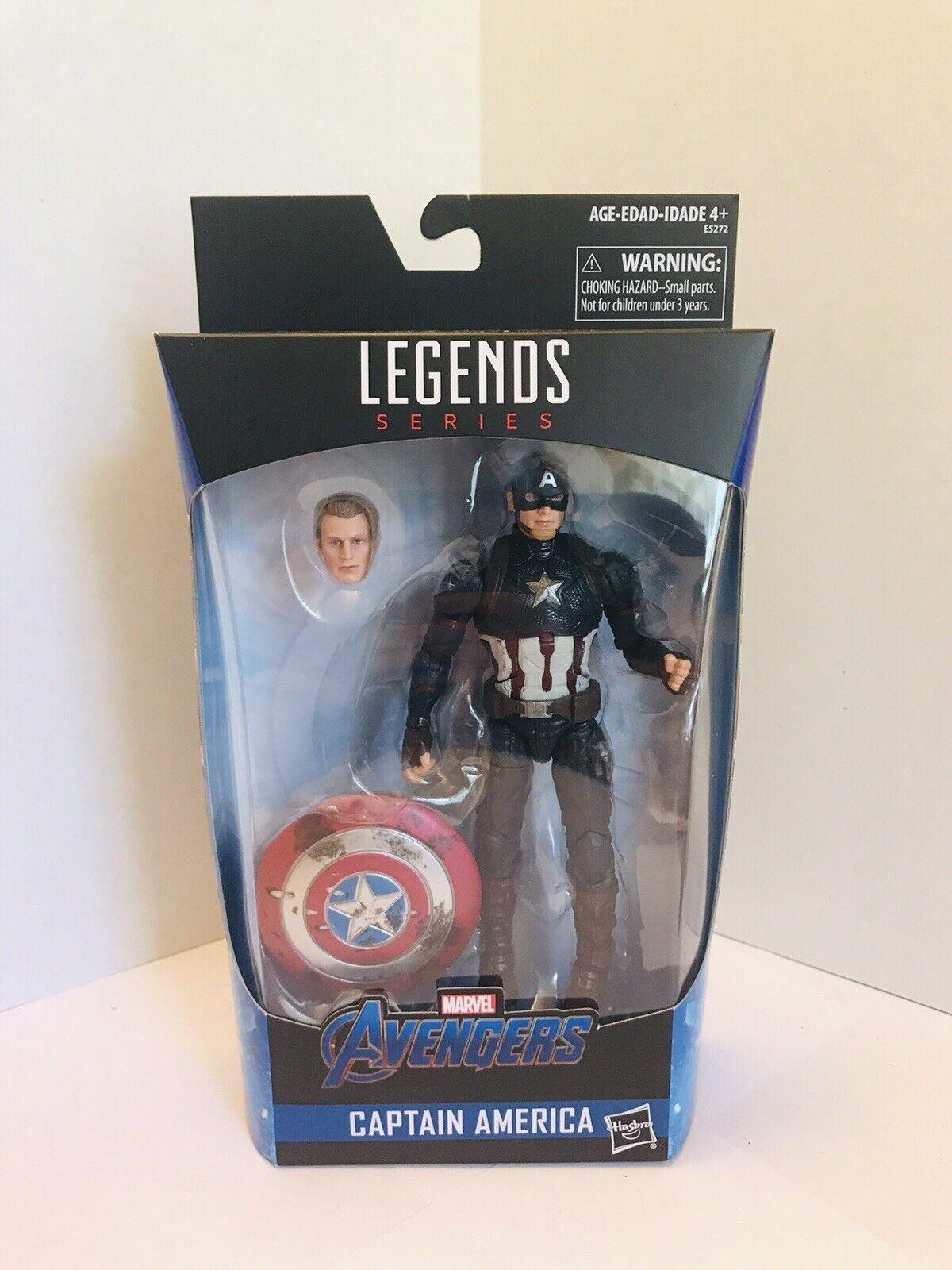 Marvel Marvel Legends Worthy Captain America Walmart Exclusive NEW