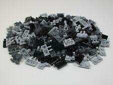 holder 90° black//black 99781 NEW 6x Bracket 1x2-1x2 support Lego