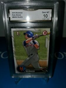 GMA-10-2016-Bowman-Draft-Prospects-Pete-Alonso-1st-Rookie-RC-BD92-Mets
