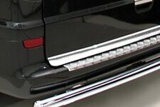 Mercedes-Benz VITO W639 - CHROME Rear Trim Strip Trunk Tailgate Garnish 4