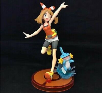 Pokemon Pikachu Figures Set Go Detective Cake Toppers Eevee Pokeball UK Seller