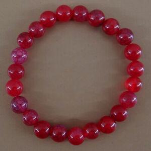 Bracelet-en-pierres-naturelles-perles-agate-veine-de-dragon-rouge-de-8-mm