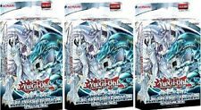 3  X Saga of Blue Eyes White Dragon (SDBE) Structure Decks Unlimited YUGIOH