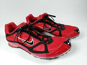 Rival Black para running Md Nike Track Zapatillas Spike Field de Red hombre Zoom 0H6Iw