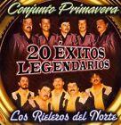 20 Exitos Legendarios 0886979021327 by Conjunto Primavera CD