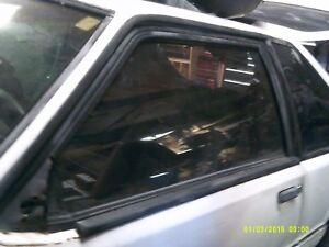 1979-1993-Ford-Mustang-Driver-Door-Glass-Hardtop-Carlite-LH-Left-Window-83-87-86