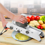 Professional-Vegetable-Fruit-Cutter-Grater-Adjustable-Safety-Home-Kitchen-Tool miniatura 8