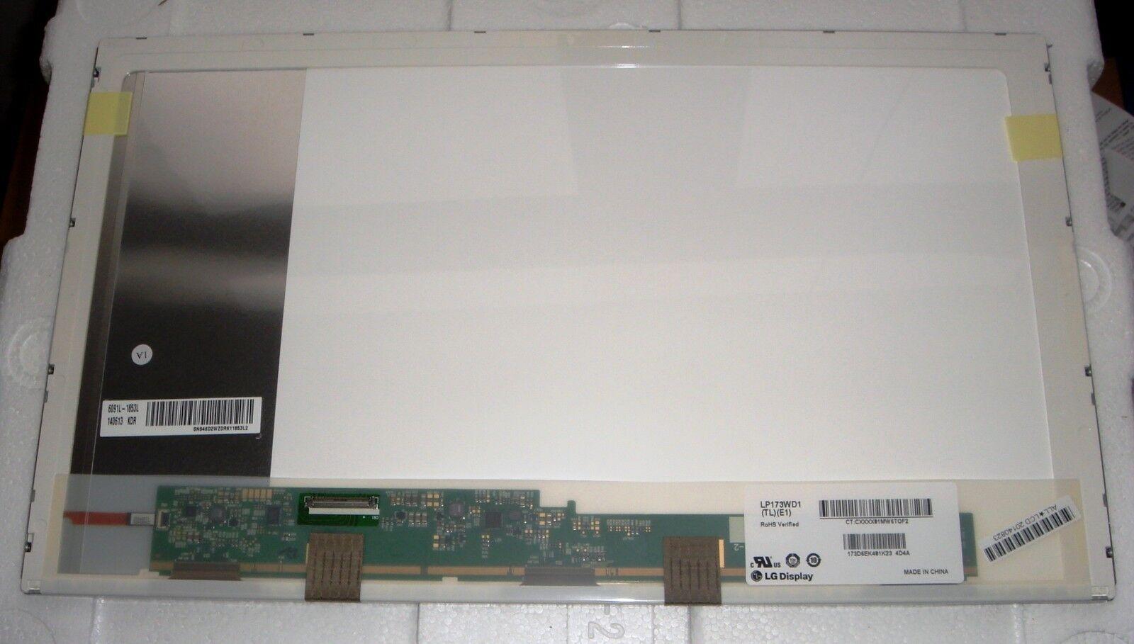 Display Screen LED 17.3