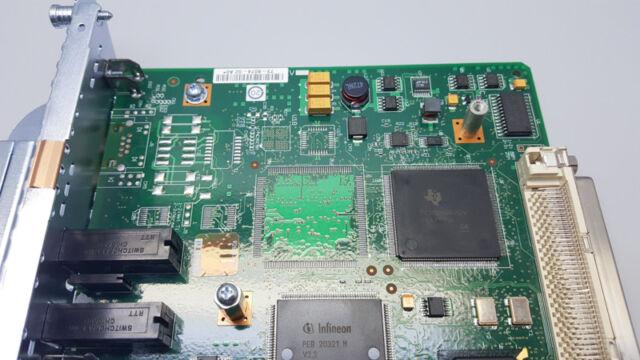 Cisco NM-1CE1T1-PRI 1-Port Channelized E1//T1//ISDN-PRI Network Module 1YrWty