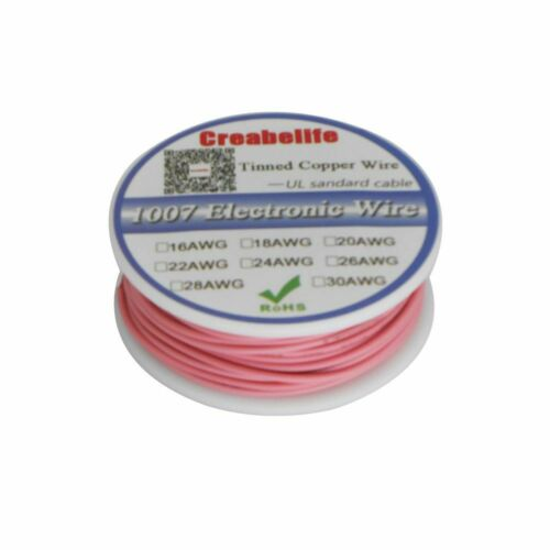 Electrical Copper Wire Cables Stranded 22 AWG For Internal Wiring In Electric 8m