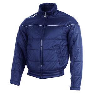 New Mens Diadora Bomber Jacket Blue - S - RPP £49.99 8300300640220 ... 2ee032509b6