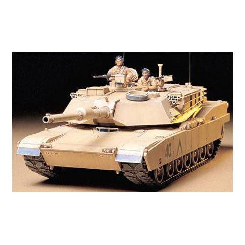 Tamiya 35156 U.S M1A1 Abrams 120mm Gun Main Battle Tank 1 35 Scale