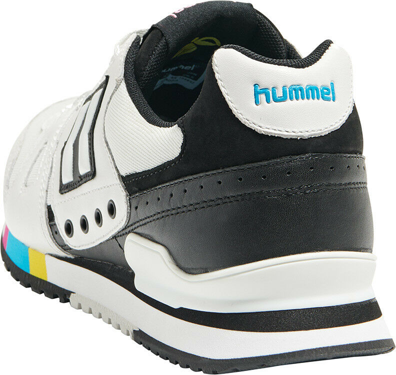 Hummel Zapatos Zapatos Zapatos Zapatos Hummel Marathona 92 Blanco Limited Edition hombre 201664 casuales bfcce4