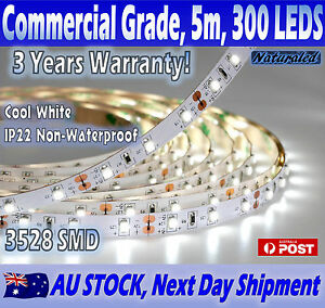 Industrial-Grade-3528-SMD-Cool-White-LED-Strip-Lights-IP22-Non-Waterproof
