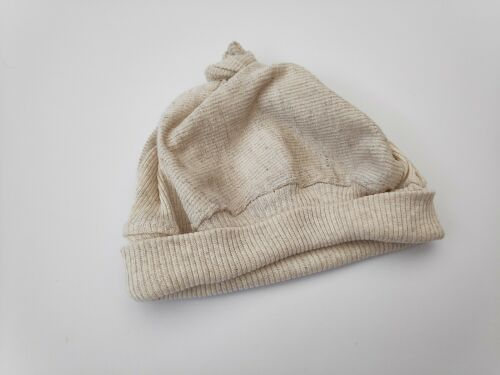 headband Name. Personalised Custom romper Natural baby clothes hat Oatmeal
