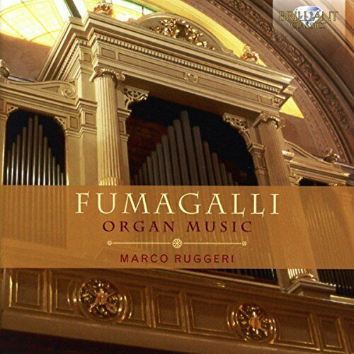 Marco Ruggeri - Polibio Fumagalli Organ Music [CD]