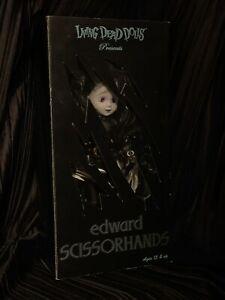 Living Dead Dolls Edward Scissorhands LDD Presents sullenToys