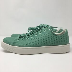 Détails sur Converse All Star CTAS moderne OX Vert Jade Chaussures 100 157394 $ C Homme 11 afficher le titre d'origine