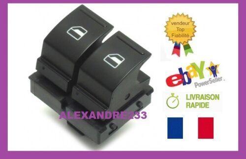 Bouton Vitre Conducteur Seat VW 2K0959857A 1K3959857A 1K3959857B 1K3959857C