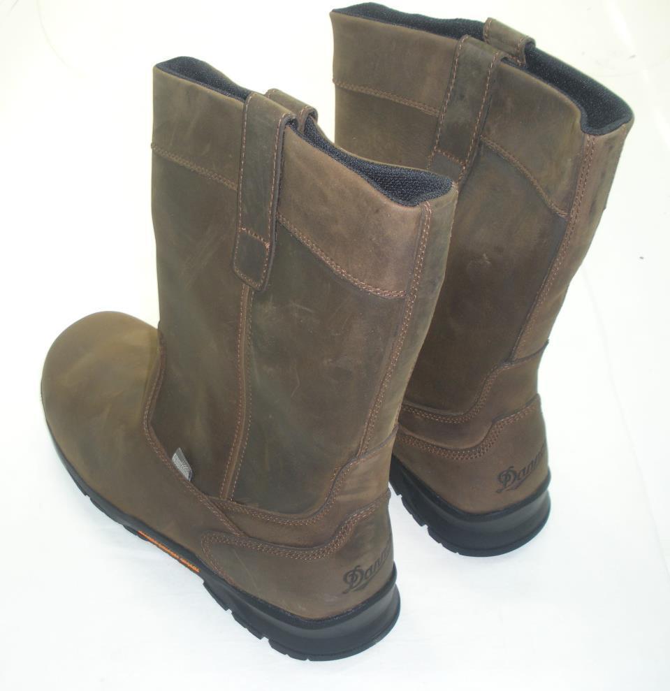 Danner  12455-10EE Danner 11  Crafter Snake Boot Size 10EE 23286
