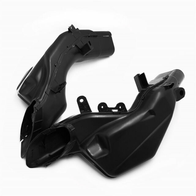 Black Ram Air Intake Tube Duct Fairing For Suzuki GSX1300R Hayabusa 2008-2013