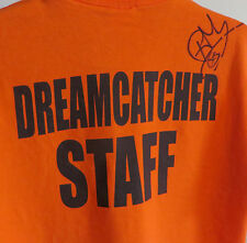 Dream Catcher Motorcycle Rally Staff Shirt Russell Mitchell Exile Cycles XL
