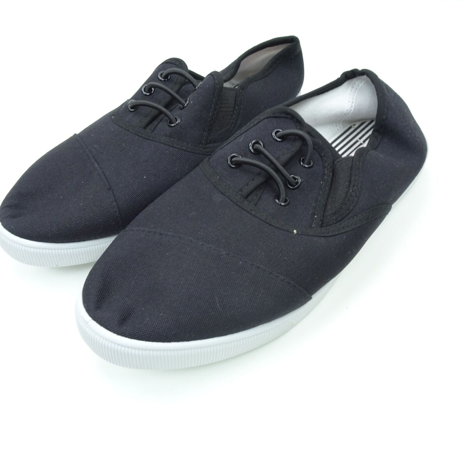Women's American Sweetheart Comfortable and Casual Blue Suede Shoe Size 11W