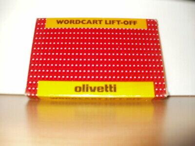 5x PELIKAN Korrekturband LIFT-OFF Gr 149 Schwarz für OLIVETTI ET-serie