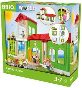 Brio 33941 Family Home Modular Playset.  BNIB
