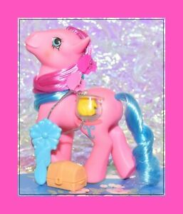 My-Little-Pony-MLP-G1-Vtg-1990-Precious-Pocket-Ponies-Bubblefish-Bubble-Fish