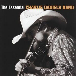 CHARLIE-DANIELS-BAND-2-CD-THE-ESSENTIAL-DEVIL-WENT-DOWN-TO-GEORGIA-NEW