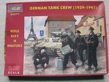 ICM 35271 German Tank Crew (1939-1941) 1:35 Karton defekt Kombiversand möglich