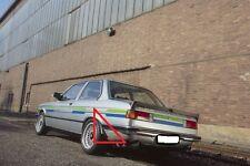 BMW E21 Lip ALPINA arch spats kit 323 320 316 Baur Hartge (FiberGlass)