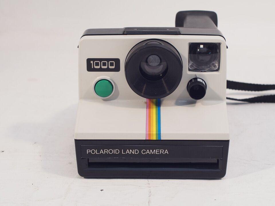 Polaroid, 1000, God