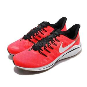 226c94530cd Nike Air Zoom Vomero 14 Red Orbit White Black Men Running Shoes ...
