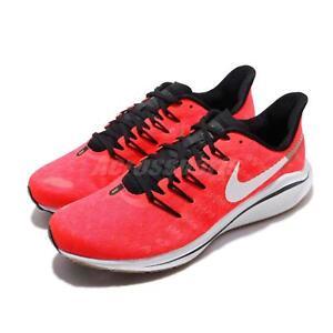 743ea2fdf8f Nike Air Zoom Vomero 14 Red Orbit White Black Men Running Shoes ...