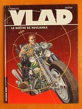 VLAD Tome 2. Le Maître de Novijanka. Y. Swolfs & Griffo. éditions Lombard