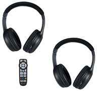 Dodge Journey Uconnect Headphones And Remote (2013-2017)