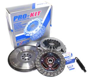 Exedy Pro-kit Clutch Kit+ACS HD Flywheel 92-01 HONDA PRELUDE//ACCORD 2.2L 2.3L