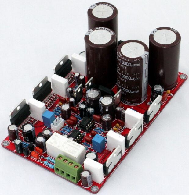 YJ Assembled TDA7293 In parallel Stero Power Amplifier Board 250W+250W