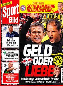 SPORT Bild Sport Zeitschrift Heft 36 September 2016 - Edermünde, Deutschland - SPORT Bild Sport Zeitschrift Heft 36 September 2016 - Edermünde, Deutschland