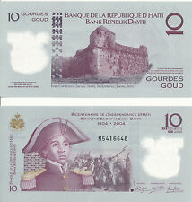 Haiti - 10 Gourdes 2013 (2017) UNC not issued Polymer - Pick New