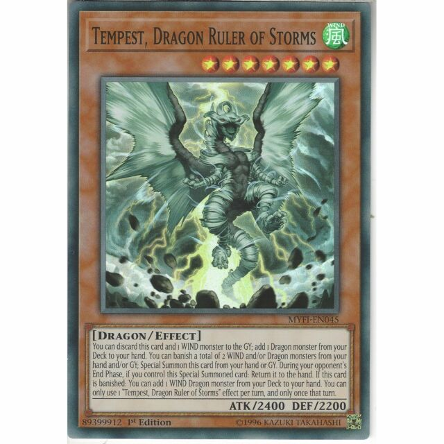 Blaster Dragon Ruler of Infernos LGTY-EN040 1st Rare x1 YUGIOH