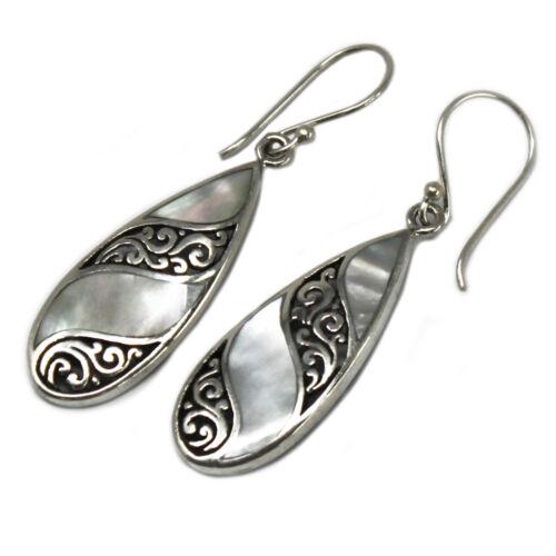 Shell Y Plata Surtido Diseño Pendientes para Mujer y Hombre/'s Jewellery