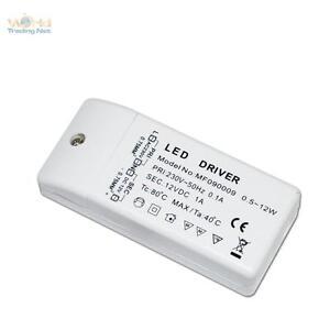 Mini-LED-Transformator-12V-1A-12W-Trafo-Treiber-LEDs