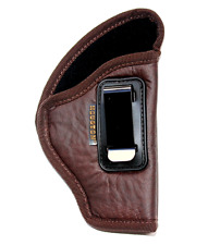 BROWN Inside Waistband IWB Gun Holster for Taurus PT111/PT140 G2 Millenium & G2C