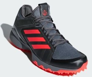 newest collection add93 12736 Image is loading Adidas-Hockey-LUX-1-9s-Shoe-Black-2018-