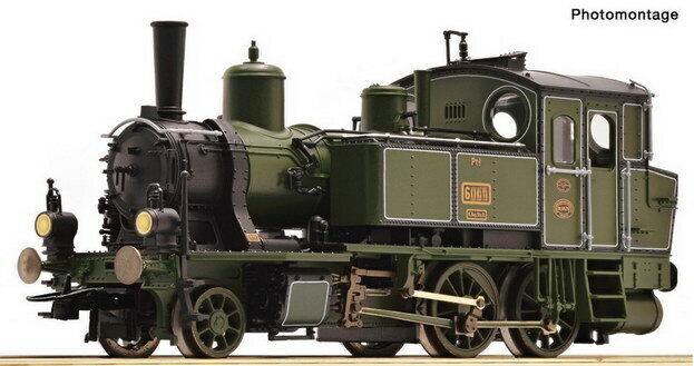 Roco 73052 Locomotora de Vapor Ténder PT 2 3k Bay st E Época III Nuevo Emb.