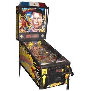 Last Action Hero Pinball