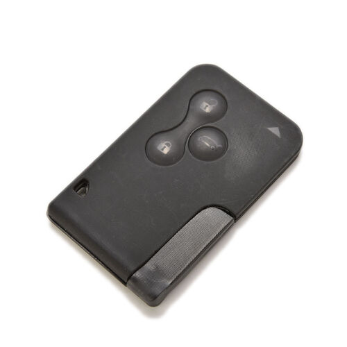 Blade Best For Renault Megane Scenic Replacement 3 button Key Card Shell Case